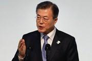 Ông Moon Jae-in: FTA Hàn Quốc-Mỹ là thỏa thuận không công bằng