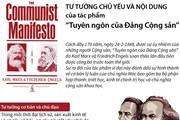 [Infographics] Nội dung tác phẩm 'Tuyên ngôn của Đảng Cộng sản'