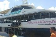 Nổ trên phà chở khách tại Mexico, làm ít nhất 18 người bị thương