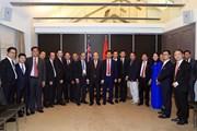 Thủ tướng gặp gỡ doanh nhân, trí thức tiêu biểu người Việt ở Australia