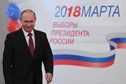 Đương kim Tổng thống Nga Putin nói về nhiệm vụ trong tương lai