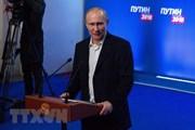 Nhiều quốc gia cam kết thúc đẩy thúc đẩy quan hệ song phương với Nga