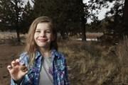 Bé gái 7 tuổi tìm được hóa thạch của động vật cổ đại 65 triệu năm tuổi