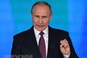 Tổng thống Nga Putin nêu ưu tiên đối nội trong nhiệm kỳ mới