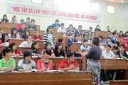 Kiến nghị sửa đổi hàng loạt nội dung trong Luật Giáo dục Đại học