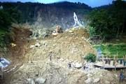 Toàn cảnh vụ 'sạt núi lịch sử' khiến 18 người tử nạn tỉnh Hòa Bình