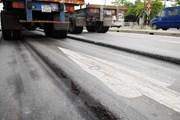 Dừng thu phí dự án BOT Quốc lộ 1 nếu không 'vá' hằn lún nền đường