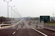 Thi công 3 gói thầu cuối cao tốc Bến Lức-Long Thành dài hơn 25km