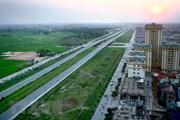 Hà Nội: Phân làn, tổ chức lại giao thông khu vực Đại lộ Thăng Long