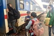 Đường sắt giảm giá vé cho hành khách đi tàu ở các cung chặng ngắn