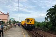 Thông tuyến đường sắt sau vụ 2 tàu tông thẳng nhau ở Quảng Nam