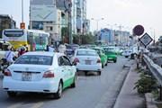 Taxi dễ điều xe trực tuyến, tránh 'cuộc chiến' tài xế giành khách nhau
