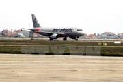 Hủy hàng loạt chuyến bay đến miền Trung do ảnh hưởng bão Sơn Tinh