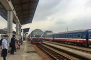 Mưa lũ lớn, ngành đường sắt dừng chạy tàu tuyến Hà Nội-Lào Cai