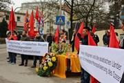 Người Việt tại Đức tri ân các chiến sỹ hy sinh vì chủ quyền biển đảo