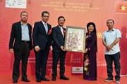 Triển lãm tranh giao lưu văn hóa Việt-Trung tại Trung Quốc
