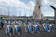 Bồ Đào Nha triển khai dịch vụ đi chung xe đạp tại thủ đô Lisbon