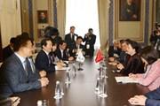 Quốc hội hai nước Việt Nam-Hàn Quốc tăng cường giao lưu hợp tác