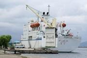 Nga mở lại tuyến đường phà đến Triều Tiên sau 2 tháng tạm ngừng