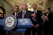 """Thượng viện Mỹ """"bật đèn xanh"""" cho kế hoạch cải cách thuế của ông Trump"""