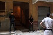 Gần 100 phần tử khủng bố nã đạn vào lực lượng an ninh Ai Cập
