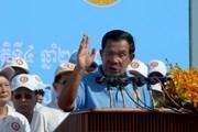 Thủ tướng Campuchia kêu gọi đảng viên phe đối lập từ bỏ CNRP