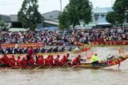 Sôi nổi Lễ hội Oóc Om Bóc đua Ghe Ngo khu vực Đồng bằng sông Cửu Long