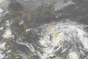 Xuất hiện vùng áp thấp đang mạnh lên, khả năng đi vào Biển Đông