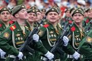 Nga tăng quân nhân trong lực lượng vũ trang lên gần 2 triệu người