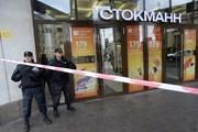 Nga: Sơ tán trên diện rộng do dọa đánh bom tại Saint Petersburg