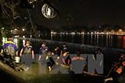 Hà Nội chi 30 tỷ đồng nạo vét bùn đất làm sạch Hồ Gươm