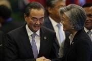 Trung Quốc và Hàn Quốc nỗ lực cải thiện quan hệ song phương