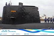 [Video] Phát hiện tín hiệu siêu thanh ở vị trí tàu ngầm mất tích