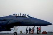 Tiêm kích F-15 của Mỹ sẽ trang bị tia laser hạ mục tiêu cách 1.609km