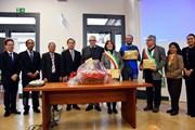 ASEAN nhắm đến các lĩnh vực thế mạnh của tỉnh Parma Bắc Italy
