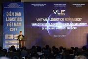 Logistics cần được phát triển như một ngành dịch vụ cơ sở hạ tầng