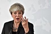 Anh hối thúc EU đẩy nhanh đàm phán Brexit về vấn đề thương mại