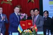 Đồng Nai và tỉnh Ternopil của Ukraina hợp tác phát triển công nghiệp