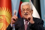 Palestine không chấp nhận thay đổi đường biên giới năm 1967