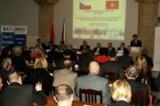 Quảng bá tiềm năng, cơ hội đầu tư tại Việt Nam với doanh nghiệp Séc