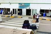 Libya đóng cửa sân bay dân sự duy nhất ở Tripoli do bị tấn công