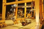Hải Phòng đón nhiều tàu cập cảng làm hàng trong dịp Tết Nguyên đán