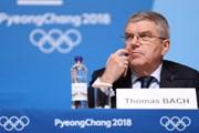 Olympic PyeongChang 2018: Chủ tịch IOC gặp Trợ lý của Tổng thống Nga