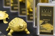 Căng thẳng chính trị - nhân tố hỗ trợ giá vàng thế giới tăng nhẹ