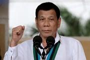 Tổng thống Duterte kêu gọi các nước rút khỏi Tòa án Hình sự Quốc tế