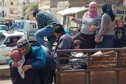 Lực lượng Thổ Nhĩ Kỳ và quân nổi dậy tiến vào khu vực Afrin của Syria