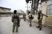 Quân nổi dậy thân Thổ Nhĩ Kỳ kiểm soát hoàn toàn trung tâm Afrin