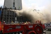 Philippines: Cháy sòng bạc trong khách sạn lớn gây thương vong