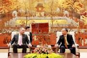 Hà Nội tăng cường hợp tác, phát triển du lịch với địa phương Slovakia