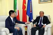 Thời kỳ tốt đẹp nhất của quan hệ Đối tác chiến lược Việt Nam-Italy